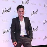 David Bustamante en los Premios Must!