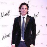 Álex González en los Premios Must!