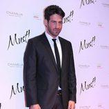 Juan García en los Premios Must!