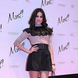 Aroa Gimeno en los Premios Must!