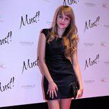 Esmeralda Moya en los Premios Must!