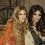 Manuela Velasco y Mónica Cruz