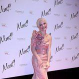 Soraya en los Premios Must!
