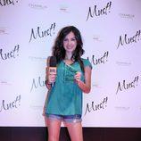 Paula Prendes en los Premios Must!