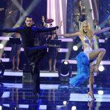 Edurne baila en la semifinal de 'Más Que Baile'