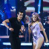Víctor Janeiro baila en la semifinal de 'Más Que Baile'