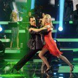 Belén Esteban baila en la semifinal de 'MQB'