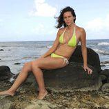 Miriam Blanco en bikini