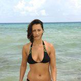 Nerea Echaide en bikini