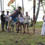 Pruebas físicas en 'Supervivientes 2010'