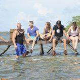 Los famosos de 'Supervivientes 2010: Perdidos en Nicaragua'