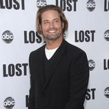 Josh Holloway en la fiesta final de 'Perdidos'