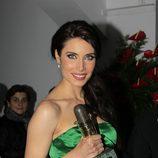 Pilar Rubio en los Micrófono de Oro 2010