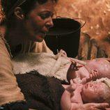 Nacimiento de Jacob y el 'Humo Negro'