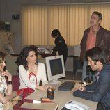 Juanjo Artero y Fernando Andina en 'El Comisario'