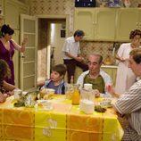 La familia arruinada