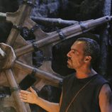 Némesis le muestra la Rueda a su 'madre'