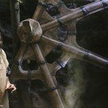 Allison Jannes y la Rueda en 'Lost'