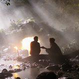 Jacob y su 'madre' frente a la Luz