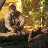 Jacob entierra a Némesis y a su 'madre'