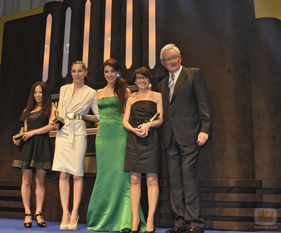 Las chicas de 39 el intermedio 39 en los micr fono de oro 2010 - Las chicas de oro serie ...