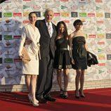 Beatriz Montañez, Usun Yoon, Luis del Olmo y Thais Villas