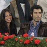 Jorge Fernández y Marbelys Zamora