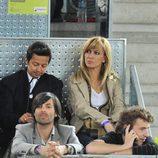 Susanna Griso en el Madrid Open de Tenis
