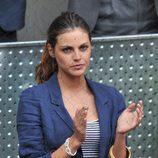 Amaia Salamanca en el tenis