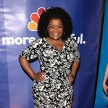 Yvette Nicole Brown en los Upfronts 2010