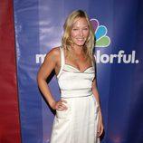 Kelli Giddish en los Upfronts 2010