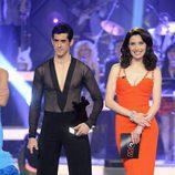 Pilar Rubio y Víctor Janeiro en la final de 'MQB'