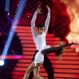 Víctor Janeiro baila en la final 'MQB'