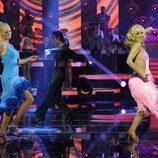 El último baile de Belén Esteban y Edurne