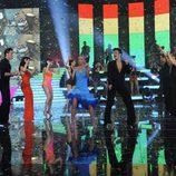 El último baile de Belén Esteban en 'MQB'