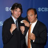Jerry O'Connell y Jim Belushi
