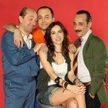 Protagonistas de 'Reformas' en 'La tira'