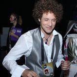Daniel Diges llega al primer ensayo de Eurovisión 2010