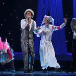 Diges ensaya en Oslo para Eurovisión 2010