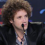 Rueda de prensa de Daniel Diges en Eurovisión 2010