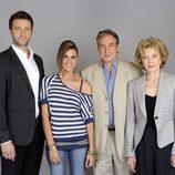 La familia Real en 'Felipe y Letizia'