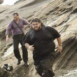 Ben y Hurley quieren huir de la Isla