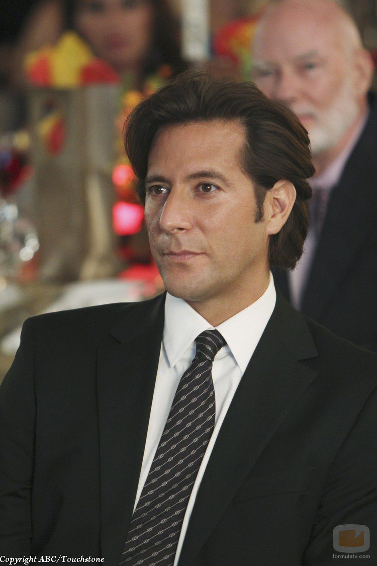 Henry Ian Cusick en 'The End'