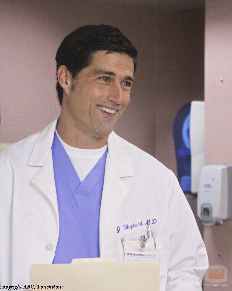 Matthew Fox en 'The End'