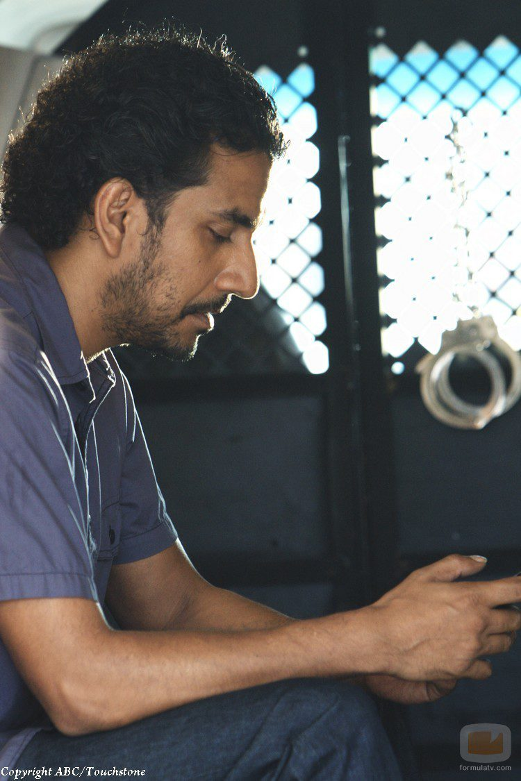 Sayid en 'What They Died For'