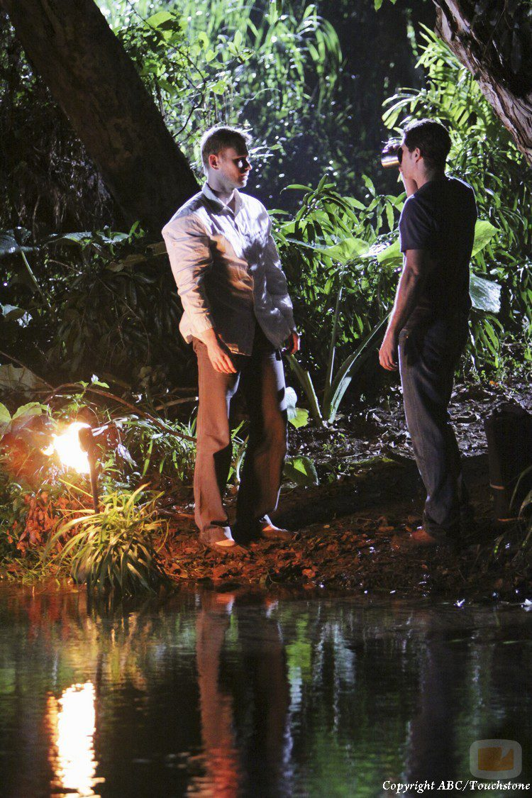 Jack se convierte en 'El Sustituto' en 'Lost'