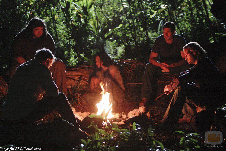 Jacob explica al grupo de Jack para qué murieron el resto