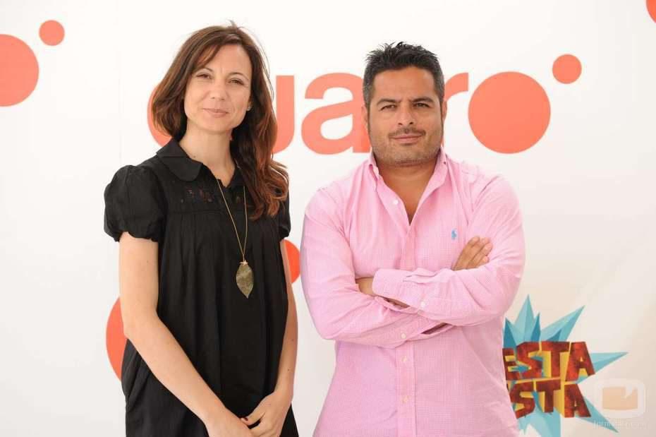 Sonia López y Jalis de la Serna