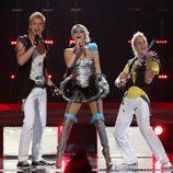 Semifinal de Eurovisión 2010: Moldavia