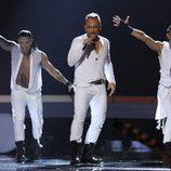 Semifinal de Eurovisión 2010: Grecia